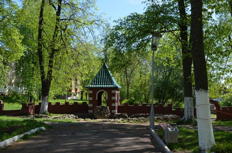 Где находиться парк кирова